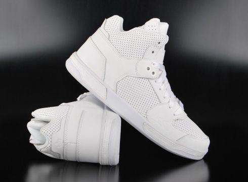 K1X Lazy High All White High Top Sneaker US11/EU45(77151791)