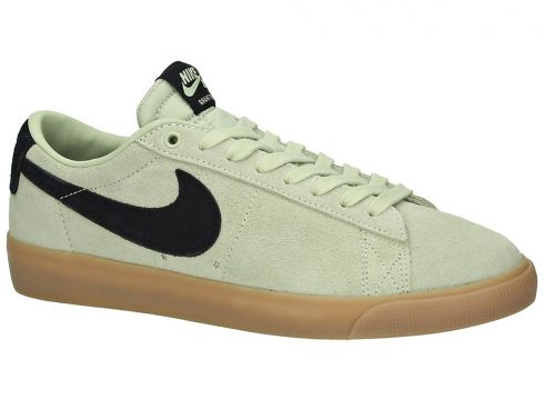 Nike SB Blazer Low GT Skate Shoes groen(109184003)