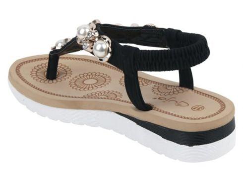 Guja Siyah Kadın Sandalet(105200803)