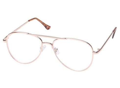 Minkpink Hot Tropic Damen Sonnenbrille - Gold(100259116)