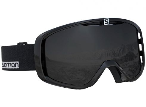 Salomon Aksium Black zwart(85185812)