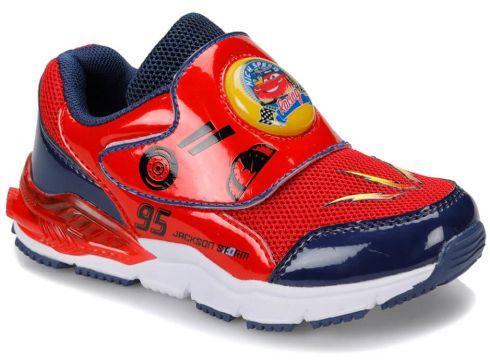 Cars 91.jacki.b Kırmızı Erkek Çocuk Spor Ayakkabı - FLO Ayakkabı(69095006)