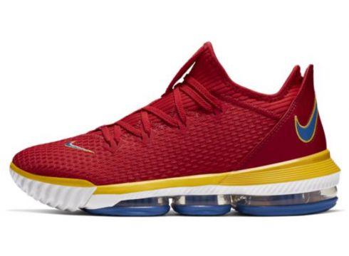 LeBron XVI Low Erkek Basketbol Ayakkabısı(100335623)