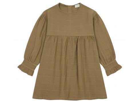 Kleid aus Bio-Baumwolle Estelle(121589615)