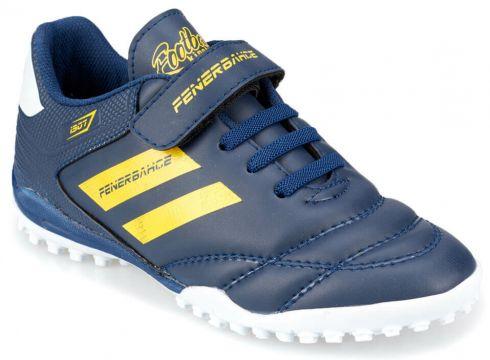 FB Adolf Turf J Fb Lacivert Sarı Erkek Halı Saha Ayakkabısı - FLO Ayakkabı(77275804)