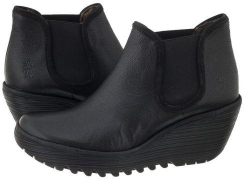 Botki Yat Black/Black P500506000 (FL143-b)(114729594)