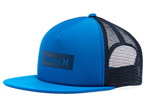 Casquette Hurley One & Only Square Trucker - Soar(111331952)