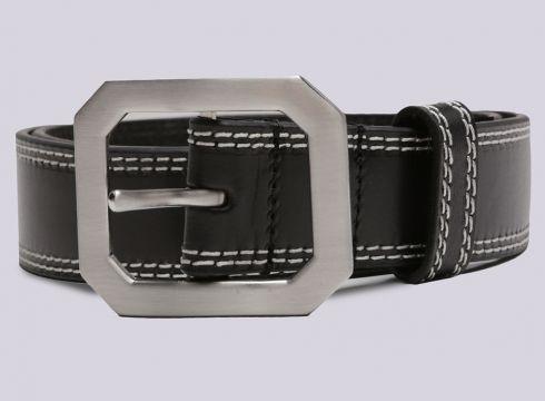 Ремень Stussy Contrast Stitch Leather Belt(104610902)