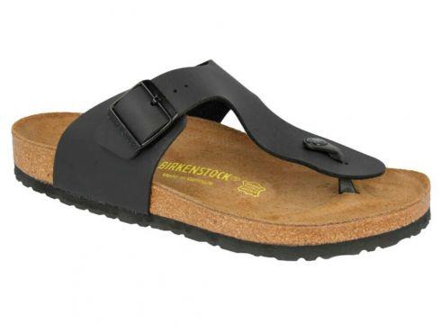Birkenstock Ramses Siyah Erkek Terlik - FLO Ayakkabı(79821133)