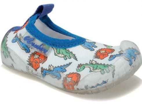 NEWBORN Naq2010 Aqua Pterozor Beyaz Çok Renkli Unisex Çocuk Terlik - FLO Ayakkabı(86185326)