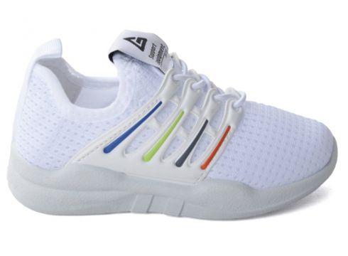 GEZER 02921 Günlük Fileli Kız/Erkek Çocuk Spor Ayakkabı(116821382)