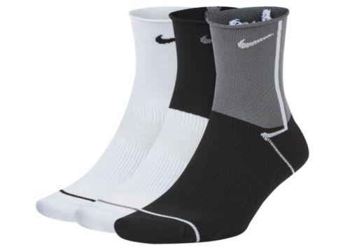 Nike Everyday Plus Lightweight Kadın Antrenman Bilek Çorapları (3 Çift)(118182010)