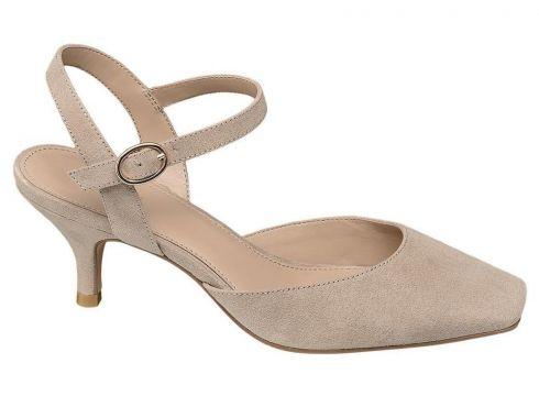 Graceland Kadın Bej Topuklu Ayakkabı(110955154)