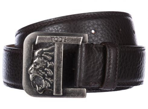 Men's genuine leather belt(118074393)