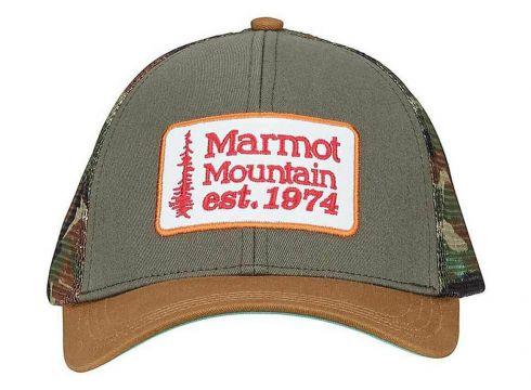 MARMOT Mrt16410-4764 Haki Erkek Şapka - FLO Ayakkabı(89491867)