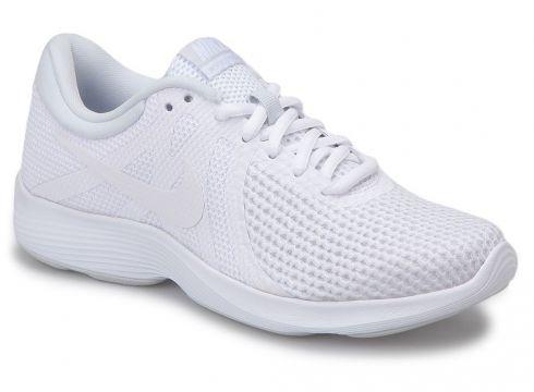 Revolution 4 Eu Beyaz Kadın Koşu Ayakkabısı - FLO Ayakkabı(68386885)