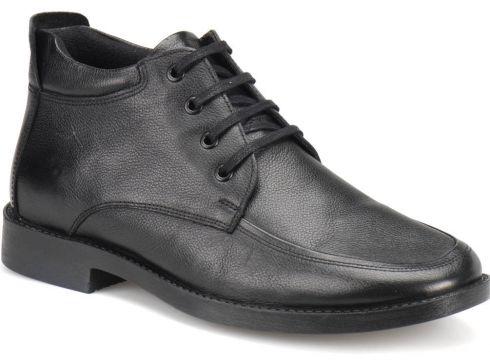 Flogart 1034 M 1493 Siyah Erkek Deri Klasik - FLO Ayakkabı(63084319)