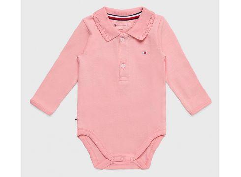 Tommy Hilfiger - Body niemowlęce 56-92 cm(96839690)