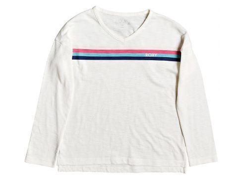 Roxy Mellow Blues Long Sleeve T-Shirt wit(109249449)