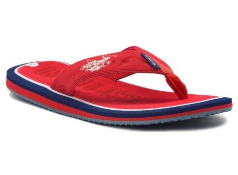 U.S. Polo Assn. U.S.Polo 8YTVTSG Kırmızı Terlik Sandalet(120824875)