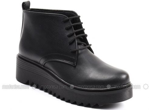Black - Boot - Boots - Sapin(110326022)