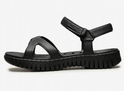 SKECHERS Kadın Siyah Sandalet(119792192)