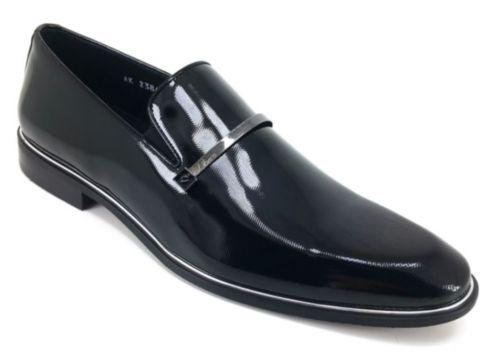 Libero 2384 Erkek Klasik Siyah Rugan Ayakkabı(110938843)
