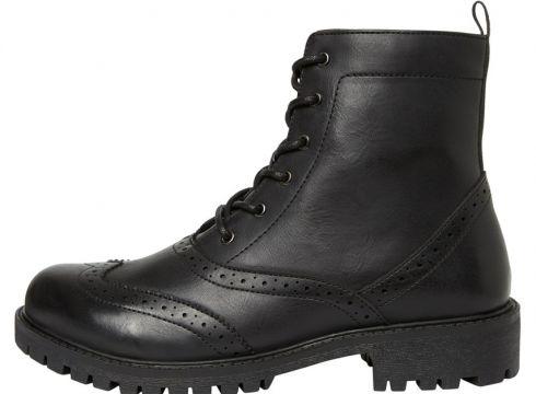 Vero Moda Vmgloriasia Boot Siyah Bot(113987386)