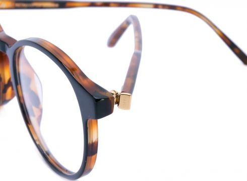 Retrosuperfuture lunettes de vue rondes FL - Marron(65978129)