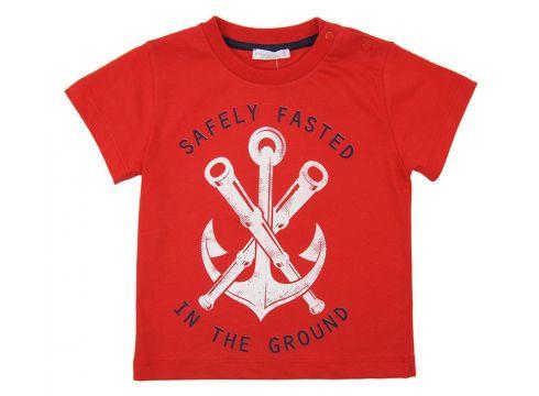 T-shirts Pour Garçon Mininio Rouge(102882580)