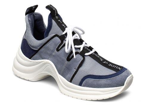 Joy Niedrige Sneaker Blau NUDE OF SCANDINAVIA(108574135)