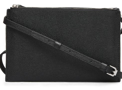 Gabby Wallet On A Chain Bags Small Shoulder Bags - Crossbody Bags Schwarz REBECCA MINKOFF(114165927)