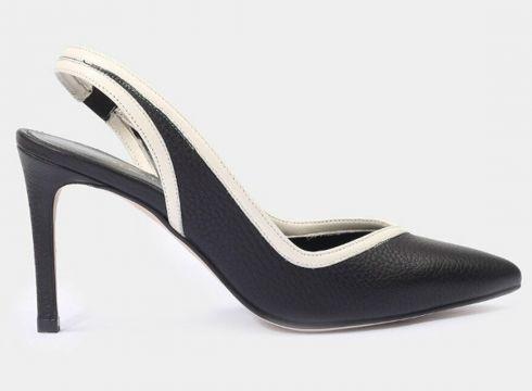 Hotiç Hakiki Deri Siyah Kadın Stiletto(118224899)