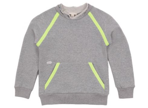 Rundhals Sweatshirt(114142924)