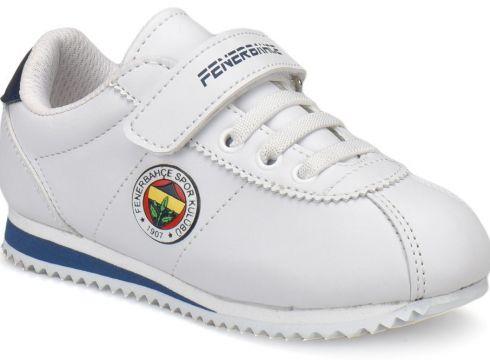 FB KINTO FB Beyaz Lacivert Unisex Çocuk Sneaker - FLO Ayakkabı(69093059)