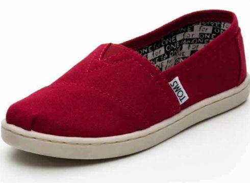 Toms 1tmsk2014005 Renksiz Kız Çocuk Ayakkabı - FLO Ayakkabı(86103953)
