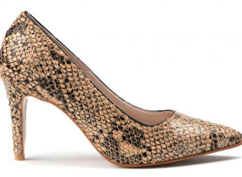Jeep Yılan Kadın Klasik Topuklu Ayakkabı(105151542)
