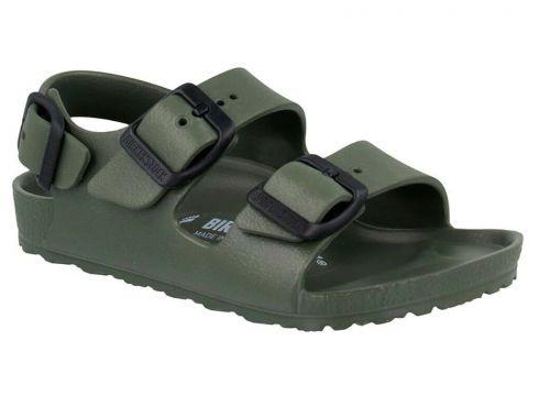 Birkenstock R140362k06 Haki Unisex Çocuk Sandalet - FLO Ayakkabı(79821179)