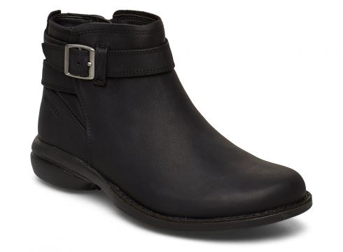 Andover Bluff Wp Shoes Boots Ankle Boots Ankle Boots Flat Heel Schwarz MERRELL(114161157)