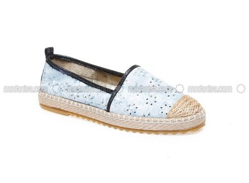 Blue - Flat - Casual - Shoes - Tyler(100924578)