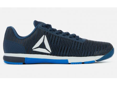 Reebok Men\'s Speed TR Flexweave Trainers - Blue - UK 7 - Blau(56967974)