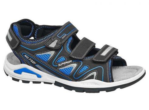 Memphis One Deichmann Kadın Mavi Sandalet(105122490)