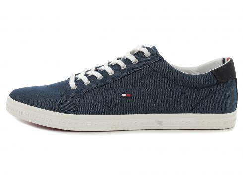 Tommy Hilfiger Essentıal Long Lace Sneaker Erkek Günlük Ayakkabı(77902379)
