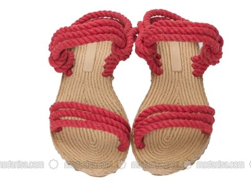 Red - Sandal - Shoes - Gio & Mi(100917681)