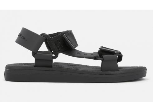 Melissa X Rider Women\'s Papete Sandals - Black Matt - UK 3 - Schwarz(78454890)