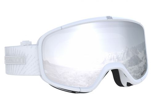 Salomon Four Seven Schneebrille - White(100259586)