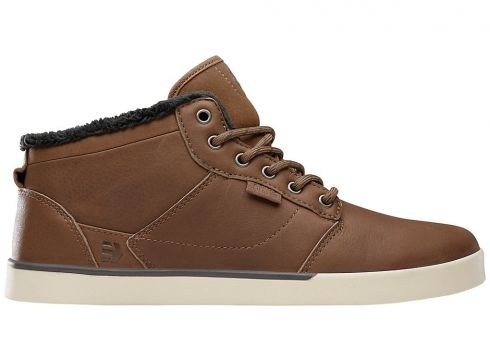 Etnies Jefferson Mid Shoes bruin(92509191)