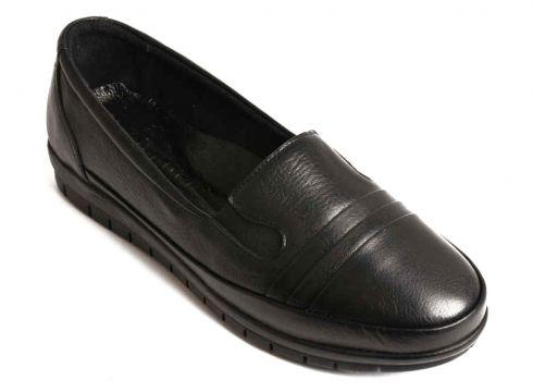 Pepita Hakiki Deri Ayakkabı 7675-9k(105168171)