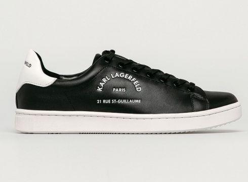 Karl Lagerfeld - Кожаные кроссовки(128338476)
