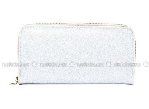 Silver tone - Wallet - Koton(110322191)